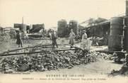"""02 Aisne CPA FRANCE 02 """"Soissons, ruines de la distillerie de Vauxrot, vue prise de l'entrée"""""""