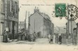"/ CPA FRANCE 76 ""Le petit Quevilly, rue Thiers"""