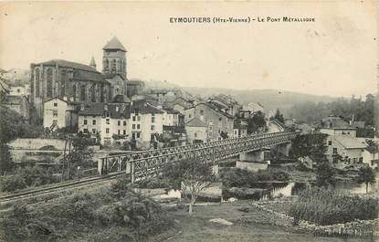 """CPA FRANCE 87 """"Eymoutiers"""""""