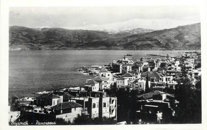 CPA LIBAN  /  Beyrouth , panorama