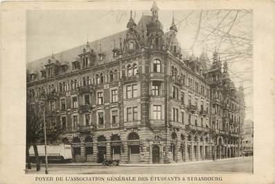 "CPA FRANCE 67 ""Strasbourg, foyer"""