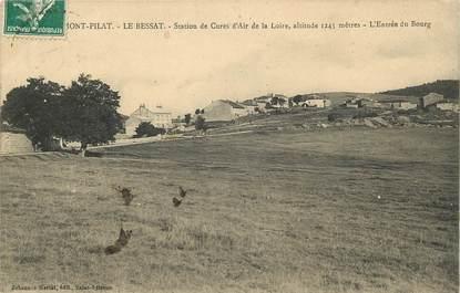 """CPA FRANCE 42 """"Mont Pilat, le Bessat"""""""