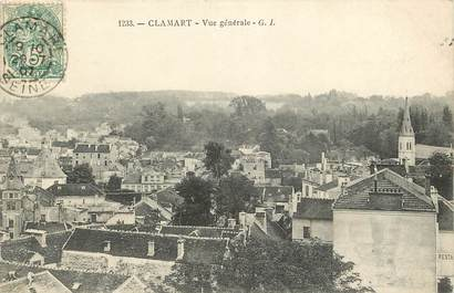 "CPA FRANCE 92 ""Clamart"""