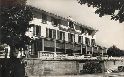 """/ CPSM FRANCE 01 """"Gex, hôtel du Parc"""""""