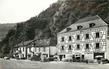 """CPSM FRANCE 25 """"Clerval, L'Auberge, relais gastronomique et touristique"""""""