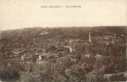 """/ CPA FRANCE 26 """"Lens Lestang, vue générale"""""""