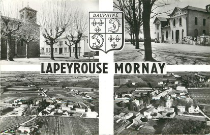 """/ CPSM FRANCE 26 """"Lapeyrouse Mornay"""""""