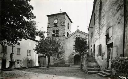 """CPSM FRANCE 07 """"Desaignes, L'Eglise"""""""