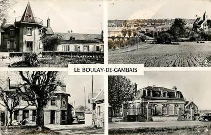 """CPSM FRANCE 78 """"Le Boulay de Gambais"""""""