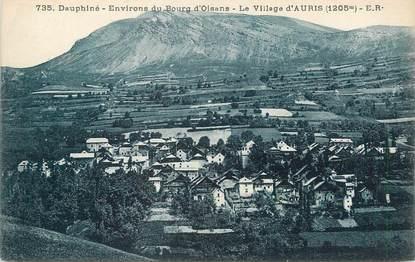 """/ CPA FRANCE 26 """"Le village d'Auris"""""""