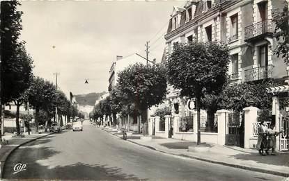 """CPSM FRANCE 63 """"Chatelguyon, avenue Baraduc"""""""