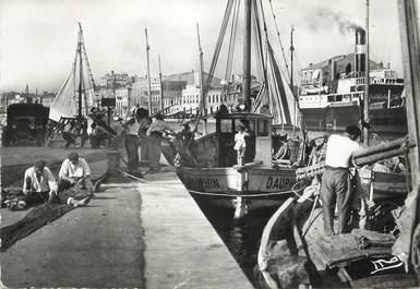 """/ CPSM FRANCE 34 """"Sète, un coin du port"""""""