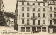 "38 Isere CPA FRANCE 38 ""Vienne, le grand Hotel du Nord"""