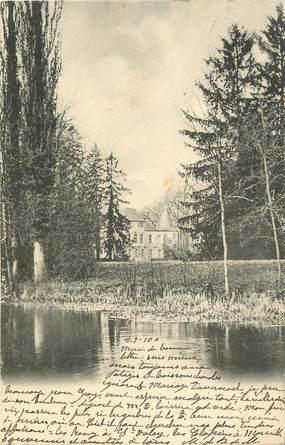 """CPA FRANCE 57 """"Chateau de Grozieulz par Augny"""""""