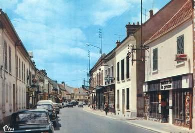 """/ CPSM FRANCE 78 """"Bonnières , rue Georges Herrewyn"""""""