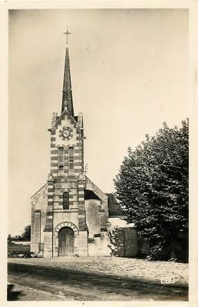 """CPSM FRANCE 45 """"Sully la Chapelle, l'Eglise"""""""