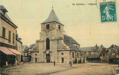 """/ CPA FRANCE 27 """"Gaillon, l'église"""""""