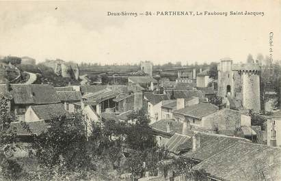 """CPA FRANCE 79 """"Parthenay"""""""