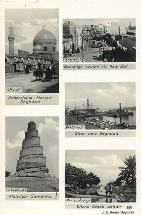 """CPA IRAK """"Samarrah et Baghdad"""""""