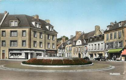 """/ CPSM FRANCE 27 """"Gisors, le rond Point"""""""