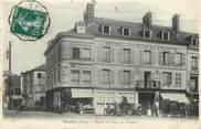 """27 Eure / CPA FRANCE 27 """"Gisors, hôtel de l'écu de France"""""""