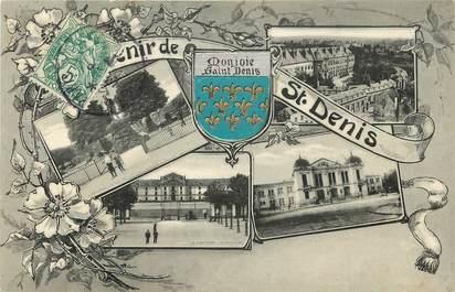 """CPA FRANCE 93 """"Saint Denis"""""""