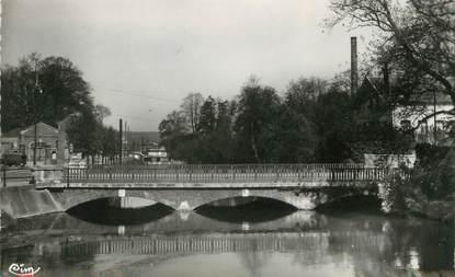 """/ CPSM FRANCE 27 """"Louviers, le pont du l'Eure"""""""
