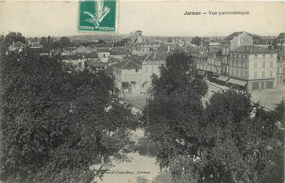 """CPA FRANCE 16 """"Jarnac, vue panoramique"""""""