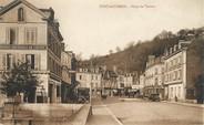 """27 Eure / CPA FRANCE 27 """"Pont Audemer, place de Verdun"""""""
