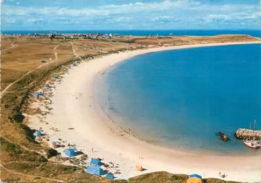 """/ CPSM FRANCE 56 """"Houat, la plage"""""""