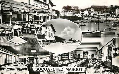 """CPSM FRANCE 64 """"Socoa"""""""