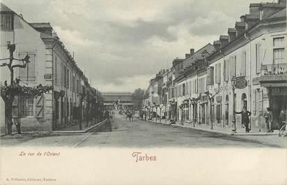 "/ CPA FRANCE 65 ""Tarbes, la rue de l'Orient"""