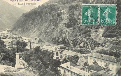 """/ CPA FRANCE 73 """"Salins Moutiers"""""""