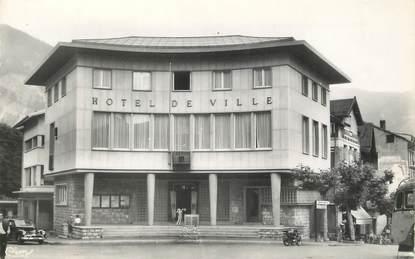 """/ CPSM FRANCE 73 """"Bourg Saint Maurice, l'hôtel de ville"""""""