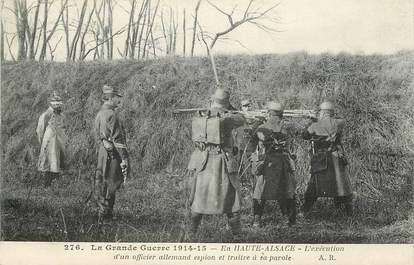 """CPA FRANCE 68 """"La grande guerre 1914 en Haute Alsace"""""""
