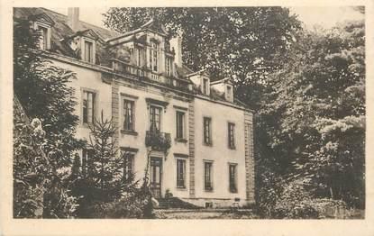 "/ CPA FRANCE 70 ""Château de Nantilly"""