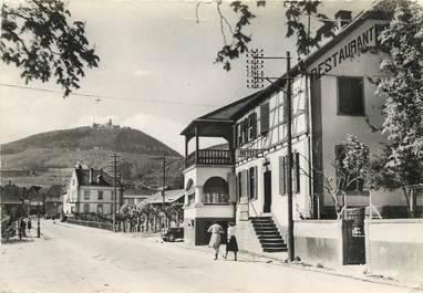 "/ CPSM FRANCE 68 ""Saint Hippolyte, hôtel Bellevue"""