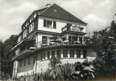 """/ CPSM FRANCE 68 """"Trois Epis, hôtel de la Croix d'or"""""""