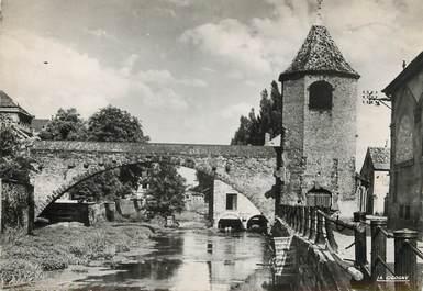 """/ CPSM FRANCE 67 """"Haguenau, la tour des pêcheurs"""""""