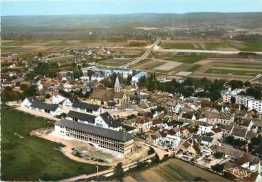 """/ CPSM FRANCE 78 """"Epone, vue générale aérienne"""""""