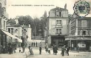 """94 Val De Marne CPA FRANCE 94 """"Villeneuve Saint Georges, avenue de l'Hotel de Ville"""""""