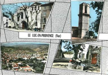 """/ CPSM FRANCE 83 """"Le Luc en Provence"""""""