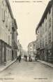 """38 Isere / CPA FRANCE 38 """" Beaurepaire, rue centrale"""""""