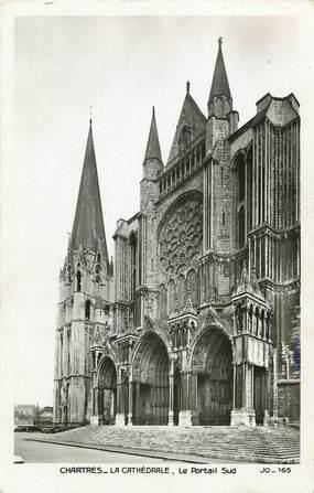 """CPSM FRANCE 28 """"Chartres, la cathédrale"""""""