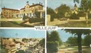 """94 Val De Marne / CPSM FRANCE 94 """"Villejuif, vue partielle"""""""