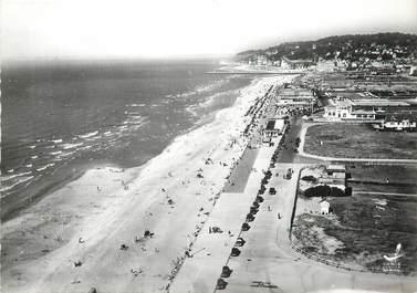 """/ CPSM FRANCE 14 """"Deauville, la plage"""""""