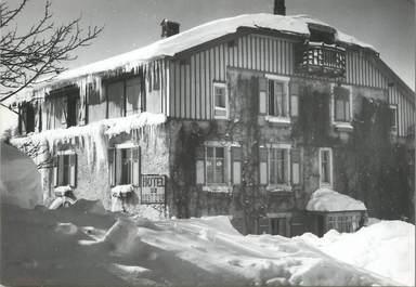 "/ CPSM FRANCE 25 ""Jouagne, hôtel du Mont d'or"""