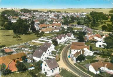 """/ CPSM FRANCE 80 """"Crecy en Ponthieu, vue panoramique"""""""