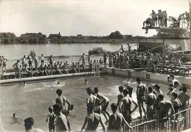 """/ CPSM FRANCE 45 """"Orléans, la piscine"""""""