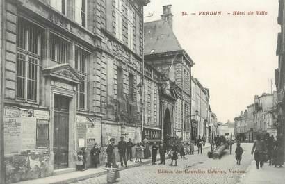 """/ CPA FRANCE 55 """"Verdun, hôtel de ville"""""""